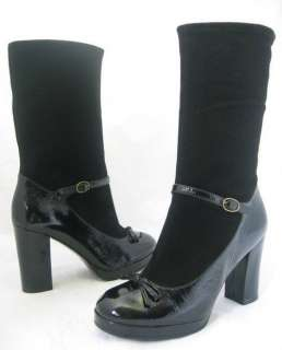 MARC JACOBS MARY JANE Womens Shoes Boots 10 EUR 40.5