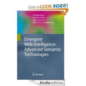 Emergent Web Intelligence: Advanced Semantic Technologies (Advanced