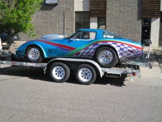 1979 Corvette drag racer