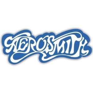 Aerosmith rock music car bumper sticker decal 6 x 2
