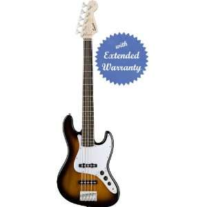 Squier by Fender Affinity Jazz Bass V (5 String), Rosewood