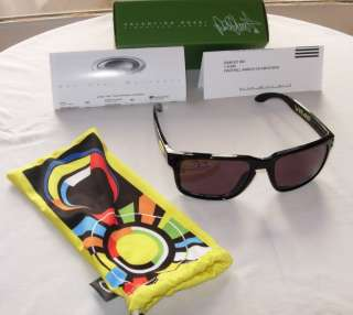 067d942c73 Oakley VR46 Valentino Rossi Holbrook Signature Series on PopScreen