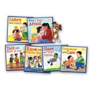 Learning to Get Along Books Set Cheri Meiners M.Ed. Books