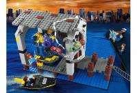 LEGO 4856 Super Heroes Spider Man 2 Doc Ocks Hideout Minifigures New