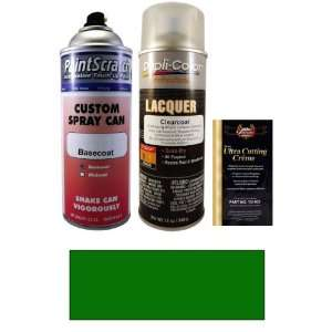 12.5 Oz. Dark Green Pearl Spray Can Paint Kit for 1999 Toyota Tacoma