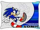New Sonic Hedgehog Game Pillow Case Bed Gift