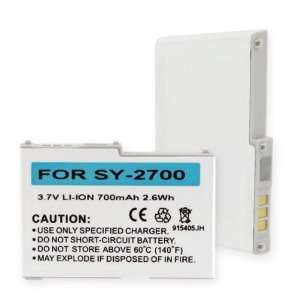 Sanyo SCP 2700 Replacement Cellular Battery Cell Phones & Accessories