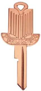 triumph triumph crest key blank you will love our products clark clark