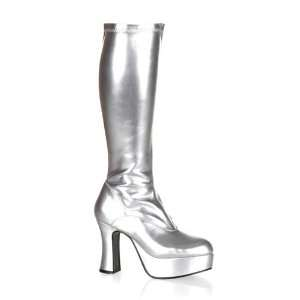 Exotica 2000 4 Inch Heel Platform Gogo Boot Size 10: Toys & Games