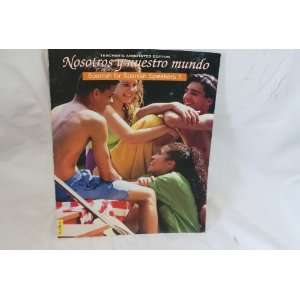 Teachers Annotated Edition (9780026410335) Conrad J. Schmitt Books