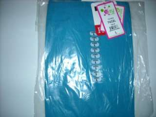 NWT PEACHES IZZY scrub PANT TURQUOISE BLUE 7432L BOOT CUT DRAWSTRING L