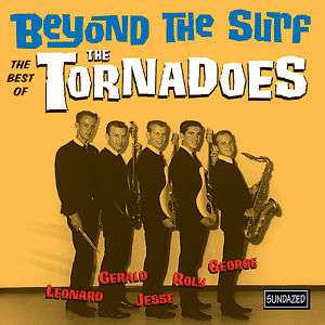 TORNADOES WILD 60s SURF & TWANG! 18 TRK BEST OF CD