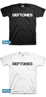 DEFTONES Rock Metal Band T Shirt S 3XL
