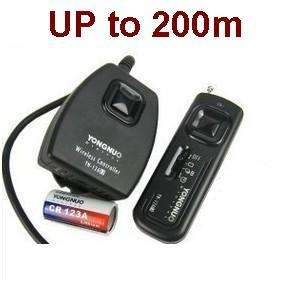 Wireless Radio Remote Release Canon 7D,5D Mark II,5D