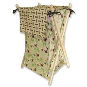 Jungle Jam Nursery Baby Bedding Hamper Baby