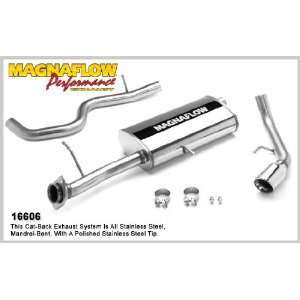 MagnaFlow Performance Exhaust Kits   06 10 Ford Explorer 4.6L V8 (Fits