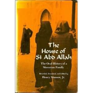9780300030846) al Hajj Muhammad, Fatima Zohra, Henry J. Munson Books