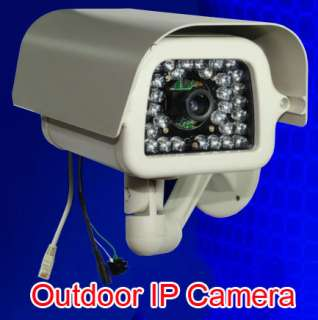Brand New   Outdoor Water proof IR IP Camera  30 Meter