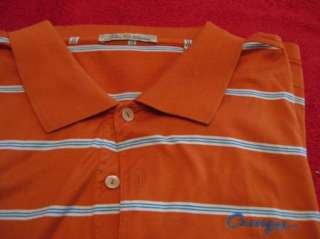 NWOT NEW mens Peter Millar cotton s/s golf polo shirt XL