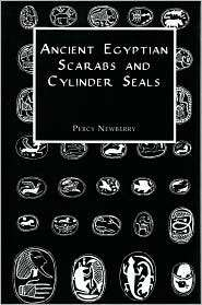 Ancient Egyptian Scarabs, (0710309449), Newberry, Textbooks   Barnes