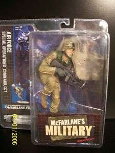 MCFARLANE MILITARY AIR FORCE SPECIAL OPPS COMMAND CCT