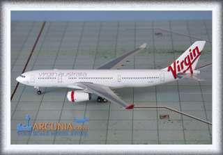 Phoenix 1:400 Virgin Australia Airbus a330 200 VH XFB