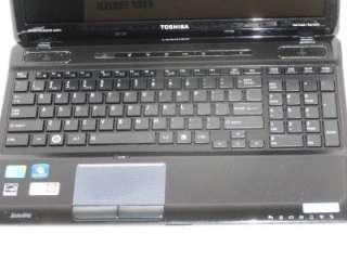 Toshiba Satellite Laptop A665 S5186 15.6 Screen 4GB Memory/640GB Hard