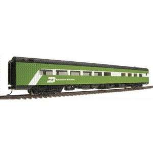 Walthers HO Scale Burlington Northern AC&F Streamlined 36