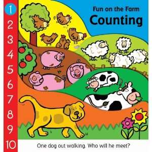 Fun on the Farm Counting (Early Learning Activity