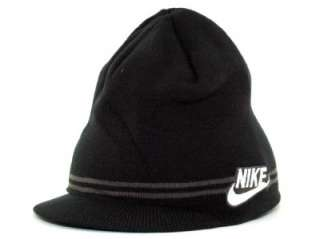 NWT Authentic NIKE RADAR Knit Beanie Hat Snowboard Ski Black LAST ONES