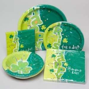 St. Patricks Day Paper Party Goods Case Pack 60