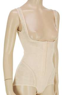 NEW Original Full Body Shaper Waist Cincher S Beige