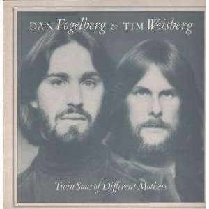 LP (VINYL) UK FULL MOON 1978 DAN FOGELBERG AND TIM WEISBERG Music