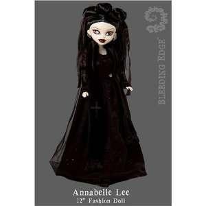 Bleeding Edge Annabelle Lee BeGoths Collectible 12 Doll Series 5
