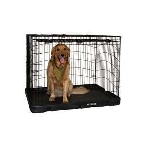 Pet Gear Travel Lite Steel Crate for Pets 27 L x 18 W x