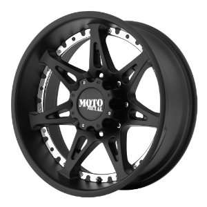 Moto Metal MO961 18x10 Black Wheel / Rim 6x135 with a  24mm Offset and