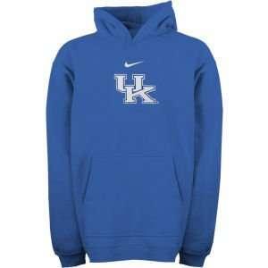 Kentucky Wildcats Haddad Brands NCAA Youth Logo Hoody