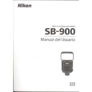 (Original Spanish Only Manual del Usuario) Nikon  Books