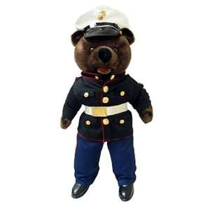 Forces of America United States Marine   Dress Blues Toys & Games