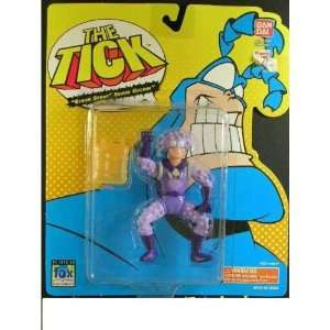 the Tick SEWER SPRAY SEWER URCHIN ban dai 1995 Toys & Games