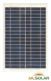 200 W Solar Panels 10 x 20W A Grade Multi Solar Cells