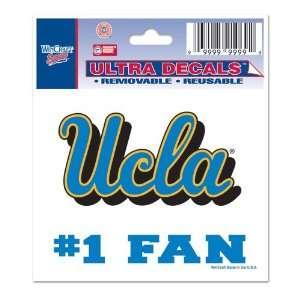 University Of California   Los Angeles Ultra Decal 3x4