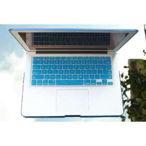 BLUE Silicone Keyboard Cover for NEW Macbook Air 11