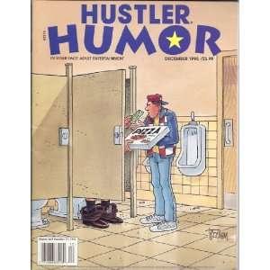 HUSTLER HUMOR (DECEMBER 1996): HUSTLER HUMOR MAGAZINE: Books