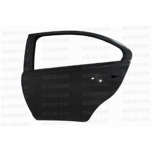 SEIBON 08 09 Lancer EVO X Carbon Fiber (2) Rear Doors