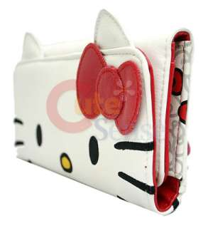 Sanrio Hello Kitty Leather Wallet LoungeFly 2