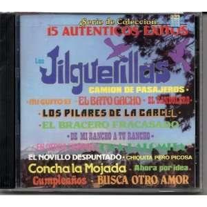 15 Autenticos Exitos Las Jilguerillas 15 Autenticos Exitos Music