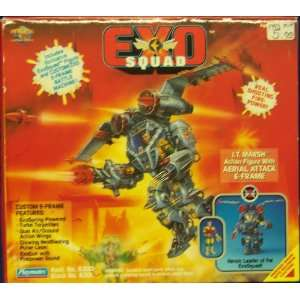 EXO Squad AERIAL ATTACT E FRAME Toys & Games