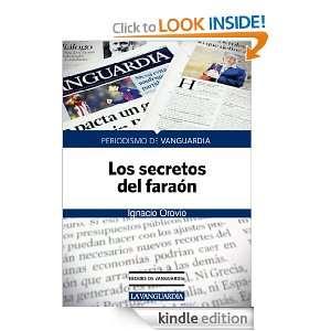 Los secretos del FARAÓN (Spanish Edition) Ignacio Orovio
