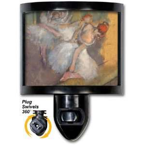 Degas   Ballet Dancers   Night Light by Art Plates